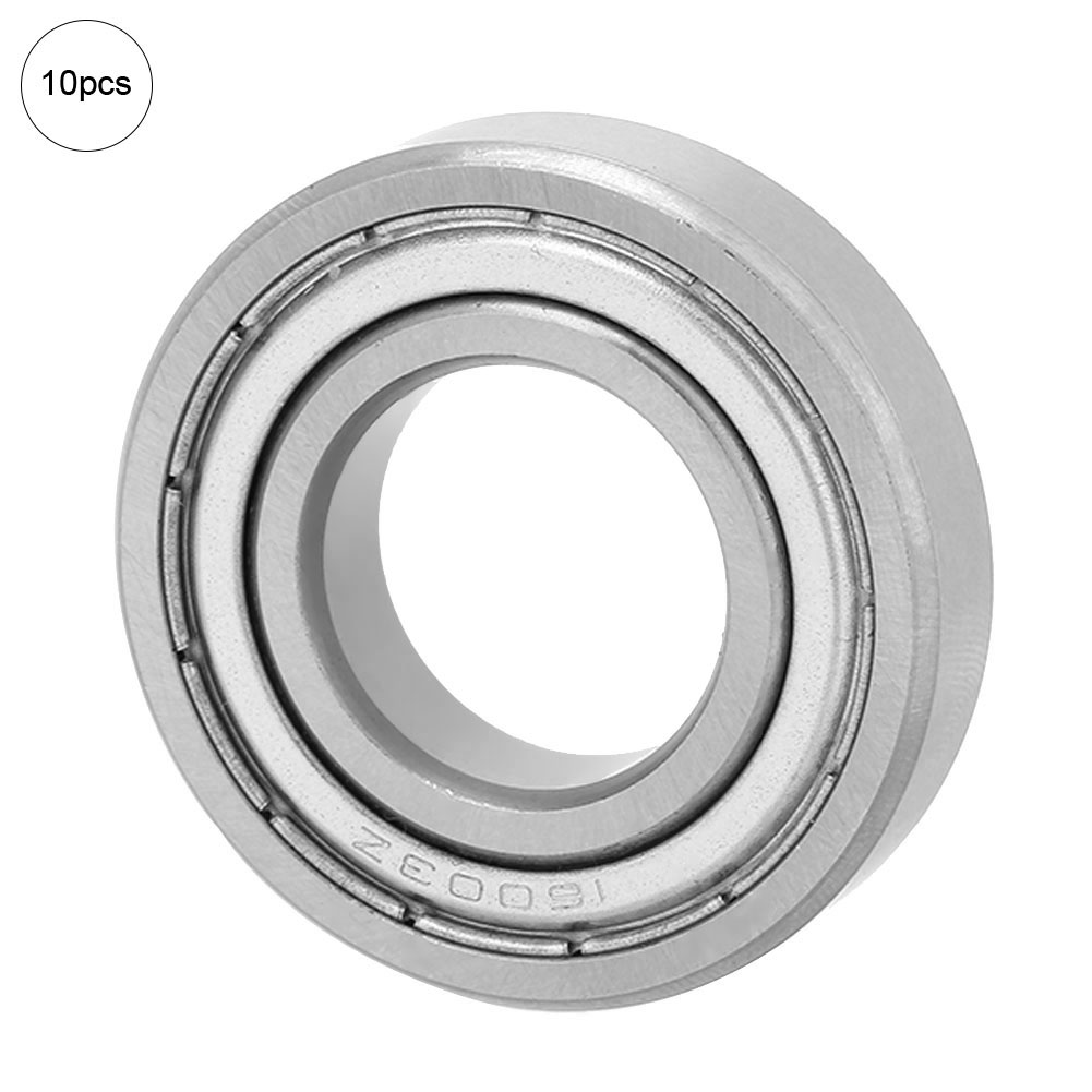 10-PCS-2RS-Double-Rubber-Sealed-Deep-Groove-Ball-Bearing thumbnail 19