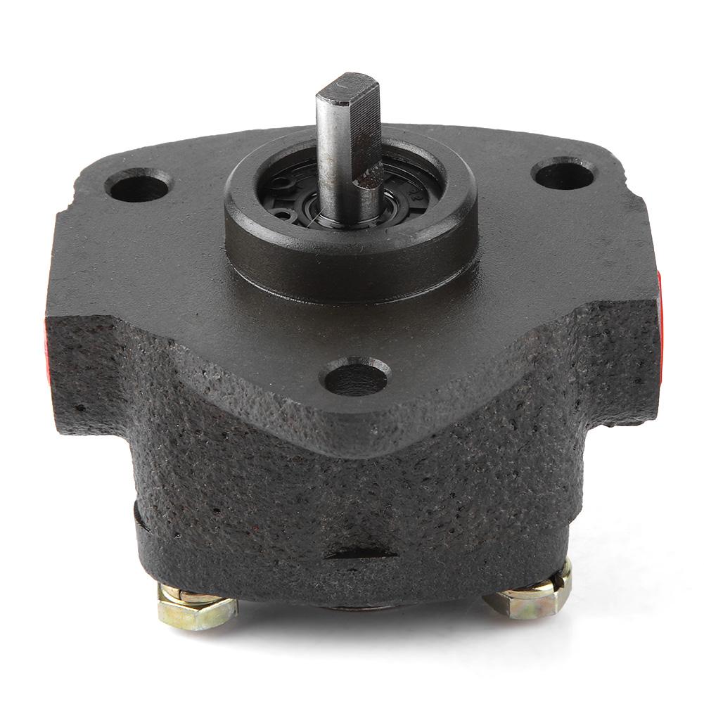 Zahnradpumpe Dreieck-Ölpumpeneinsatz Schmierölpumpe Hydraulikpumpe Heizölpumpe