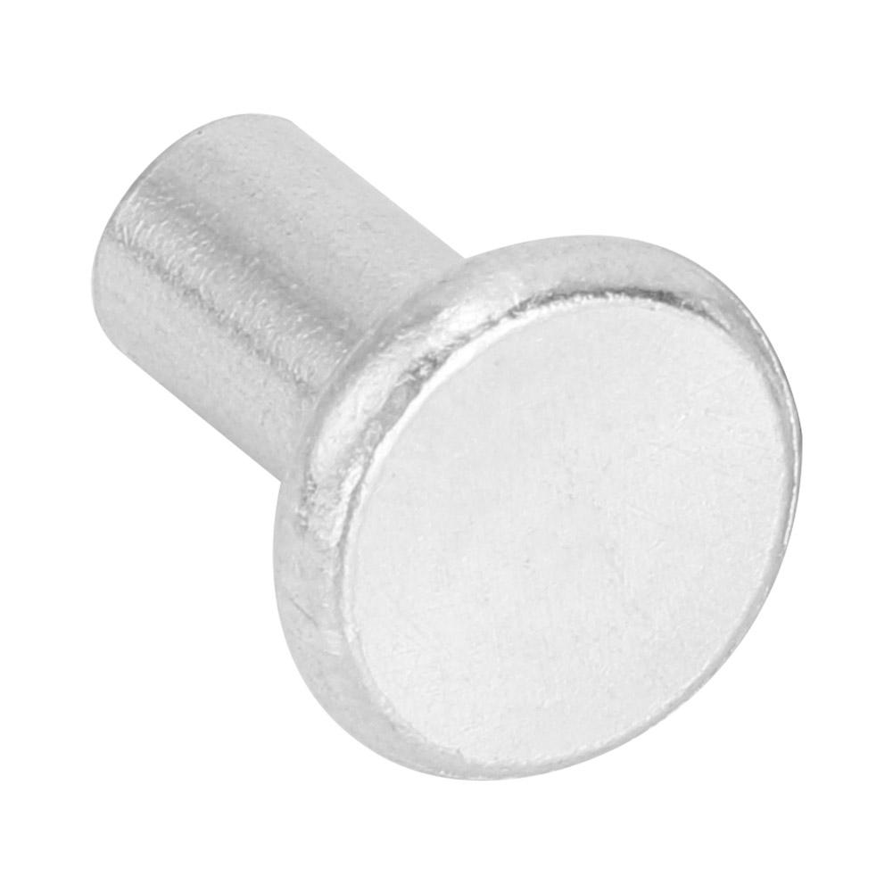 Details about 20pcs/set GB867 Flat Head Aluminum Rivets Flat Head Solid  Rivet High Strength