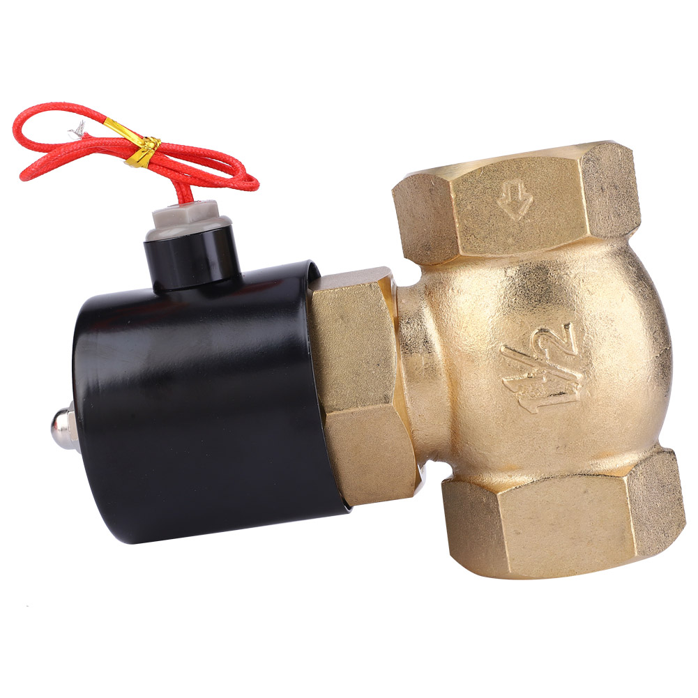 1pcs-Brass-Two-way-Normally-Closed-Solenoid-Valve-For-Air-Water-Steam-0-1-1-5Mpa thumbnail 14
