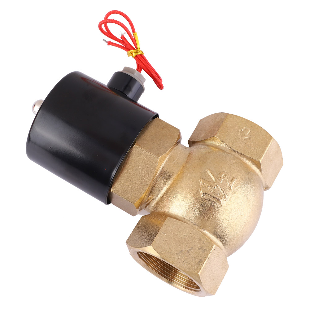 1pcs-Brass-Two-way-Normally-Closed-Solenoid-Valve-For-Air-Water-Steam-0-1-1-5Mpa thumbnail 19