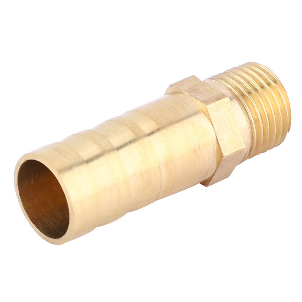 5-pcs-10mm-Hose-Barb-Practical-Male-BSP-Connector-Brass-Fitting-Adapter-Coupler thumbnail 14