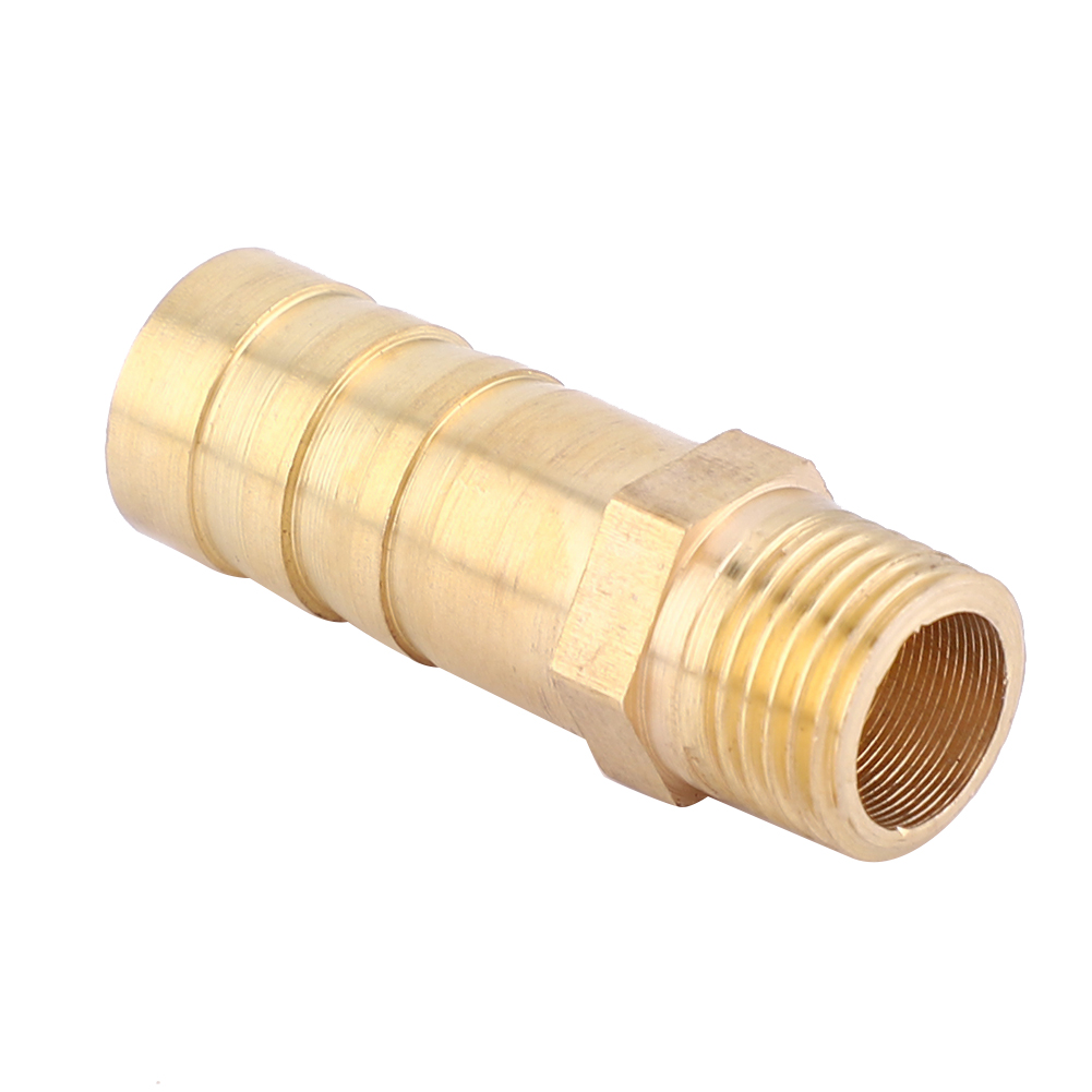 5-pcs-10mm-Hose-Barb-Practical-Male-BSP-Connector-Brass-Fitting-Adapter-Coupler thumbnail 15