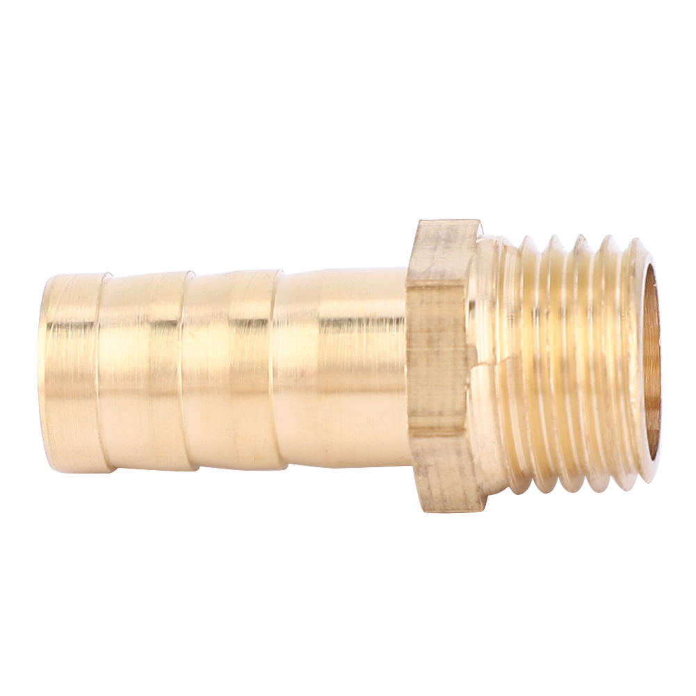 5-pcs-10mm-Hose-Barb-Practical-Male-BSP-Connector-Brass-Fitting-Adapter-Coupler thumbnail 17