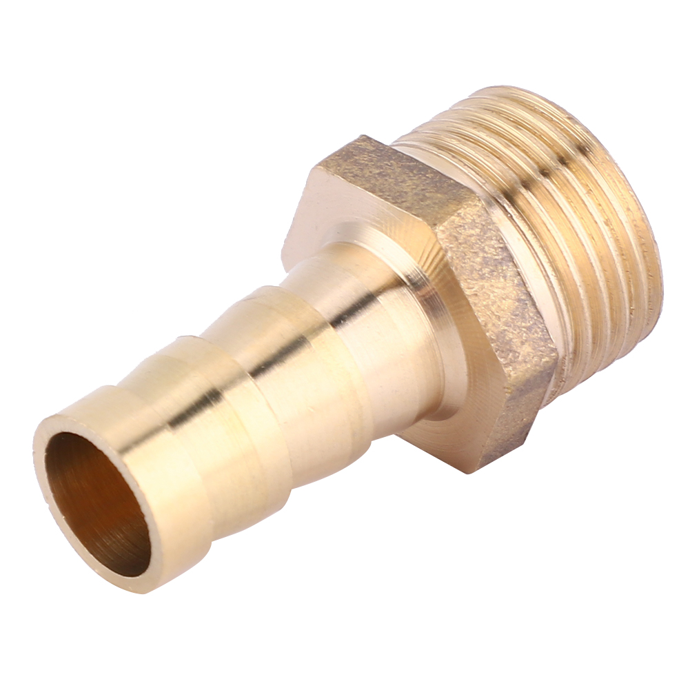 5-pcs-10mm-Hose-Barb-Practical-Male-BSP-Connector-Brass-Fitting-Adapter-Coupler thumbnail 21