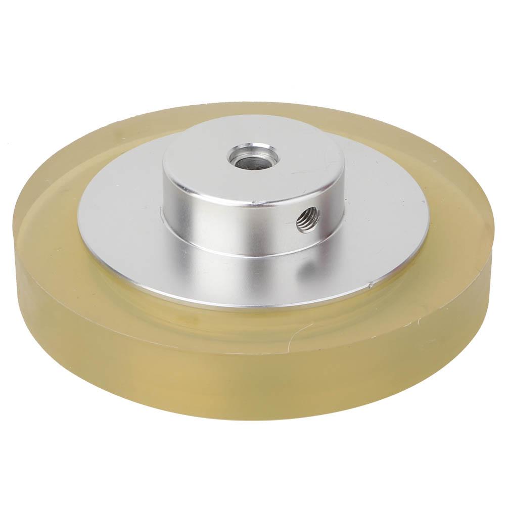 Aluminum Alloy Encoder Meter Wheel Circumference 200