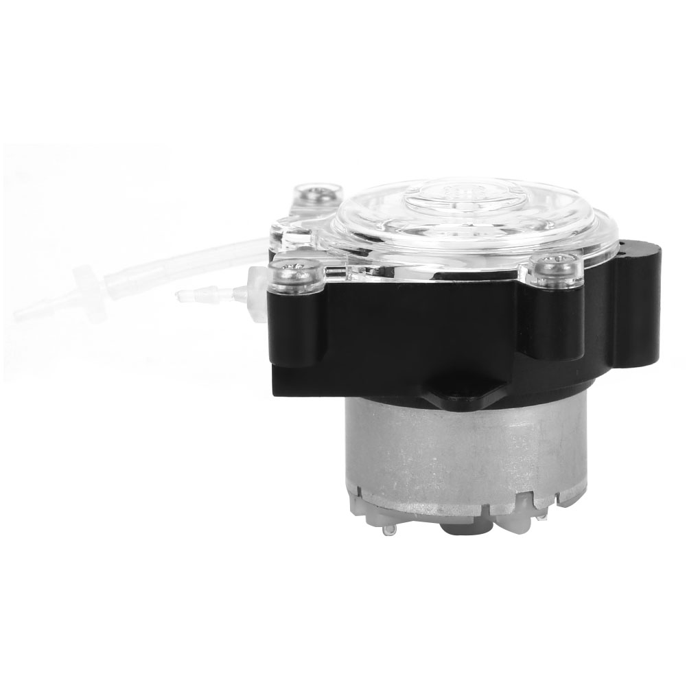 Micro Peristaltic Pump 0-40℃ Small No Pollution Professional for Aquarium for Experiment for Biochemical Analysis Pharmacy for Biological Engineering for Lab Hose 13