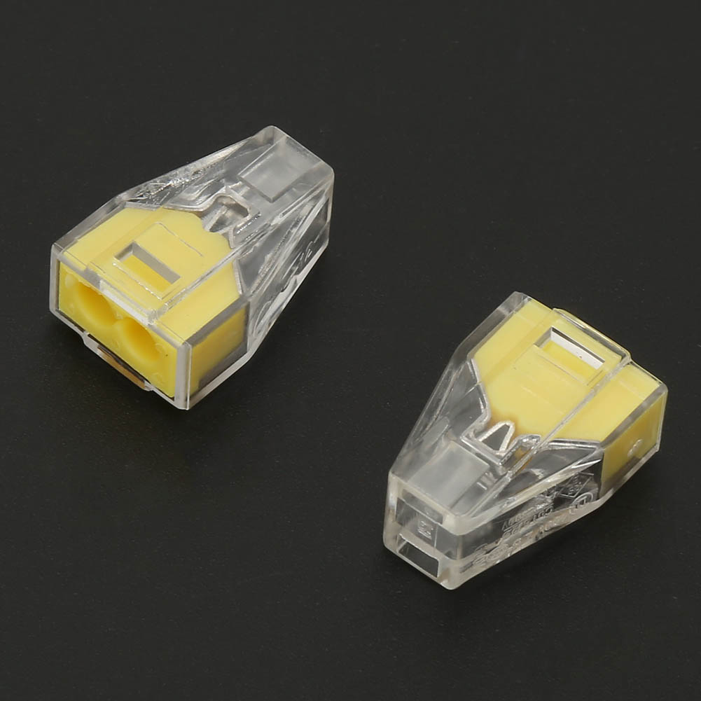 100pcs-2-4-6-8-Pin-Safe-Push-Fit-Wire-Wiring-Connector-Cable-Terminal-Block thumbnail 10