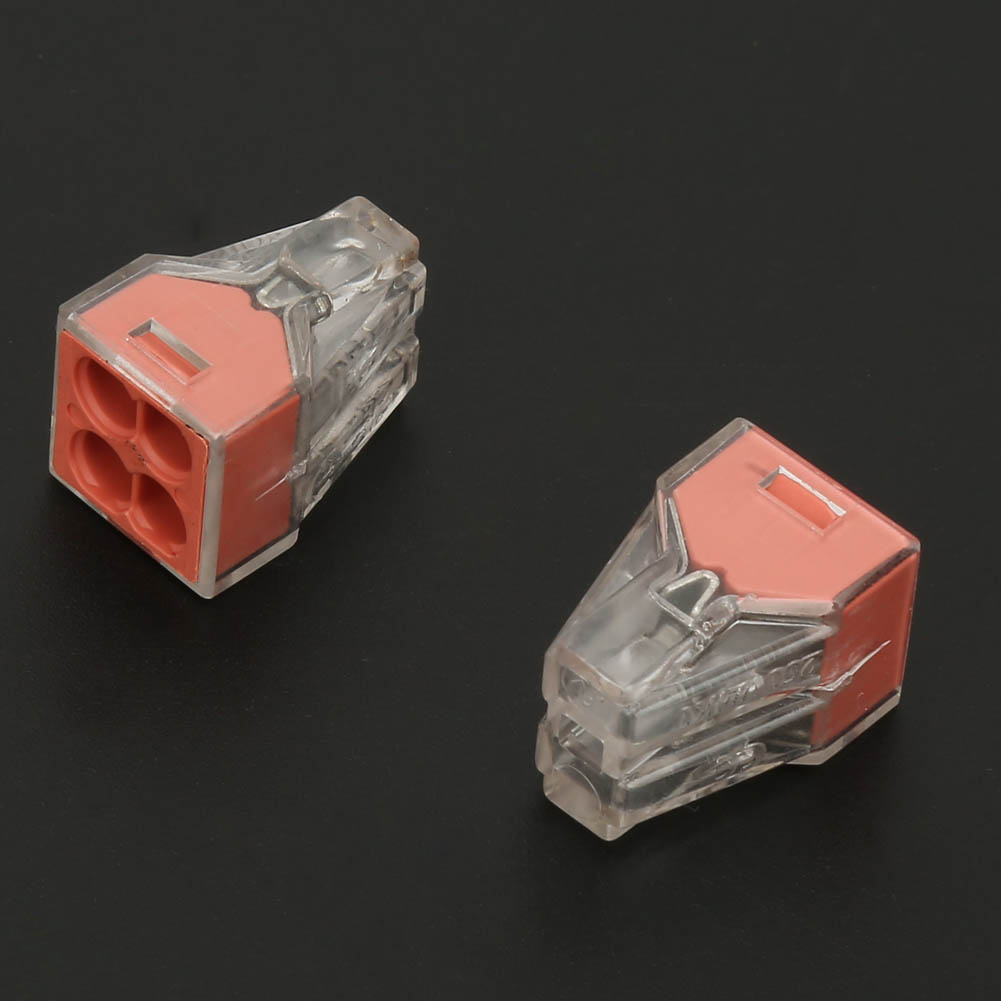 100pcs-2-4-6-8-Pin-Safe-Push-Fit-Wire-Wiring-Connector-Cable-Terminal-Block thumbnail 13