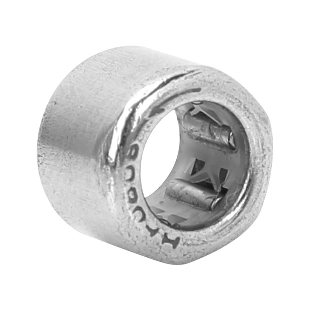 10pcs 8//10mm ID 12//16mm OD Drawn Cup Fine Workmanship Needle Roller Bearing