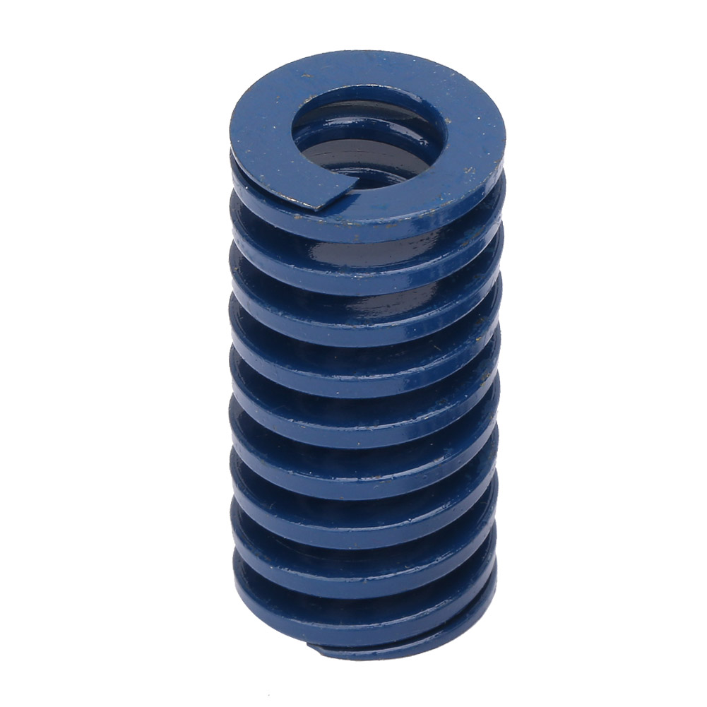 2pcs-Die-Spring-OD-22mm-ID-11mm-65MN-Steel-Light-Load-Mould-Die-Spring-Blue thumbnail 12