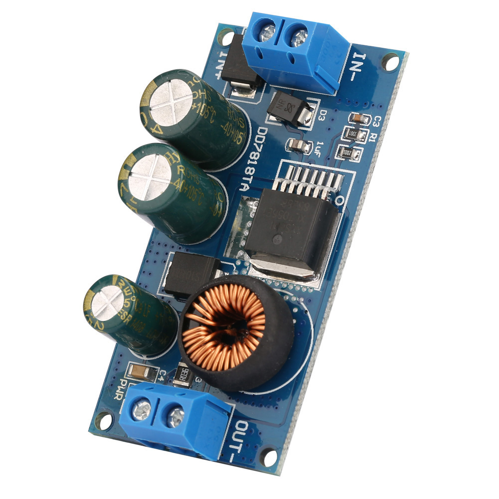 2-1A-DC-DC-High-Voltage-Buck-Module-Step-Down-Power-Supply-Input-10-80V-G thumbnail 15