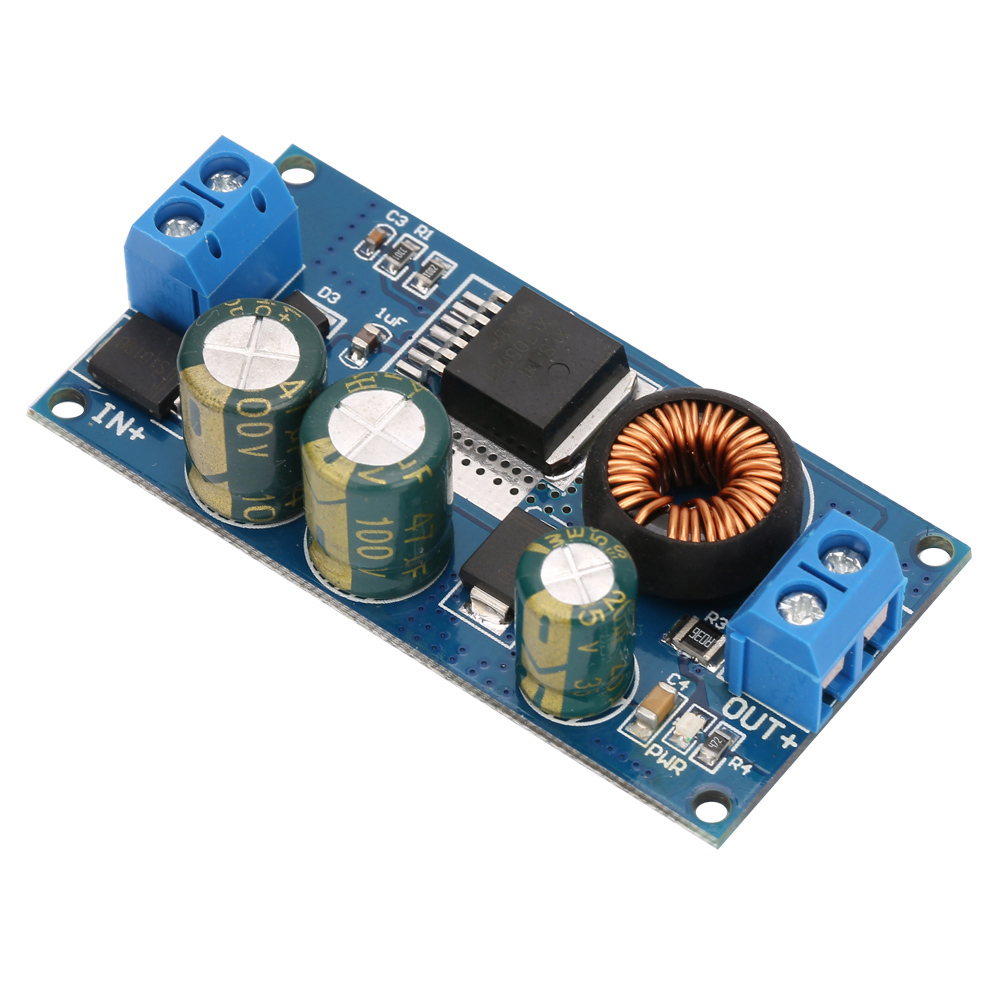 2-1A-DC-DC-High-Voltage-Buck-Module-Step-Down-Power-Supply-Input-10-80V-G thumbnail 17