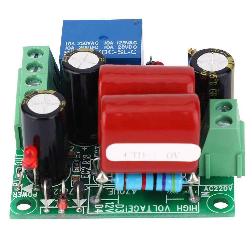 Delay On Off Cycle Time Relay Timer Switch Module 1 220v