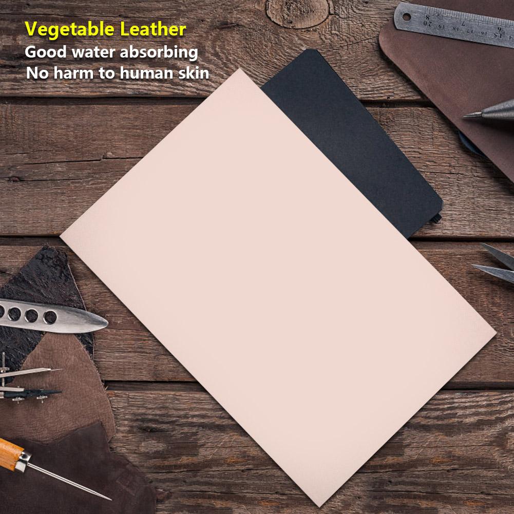 1-1-5-2mm-Vegetable-Tanned-Cowhide-Genuine-Leather-DIY-Craft-Belt-Material miniature 18
