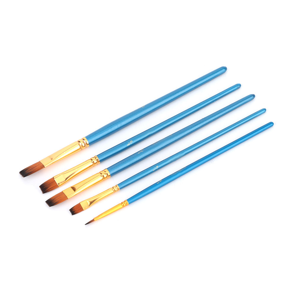 Multi-Types-Professional-Art-Artist-Paint-Brush-Set-Oil-Acrylic-Watercolour thumbnail 57