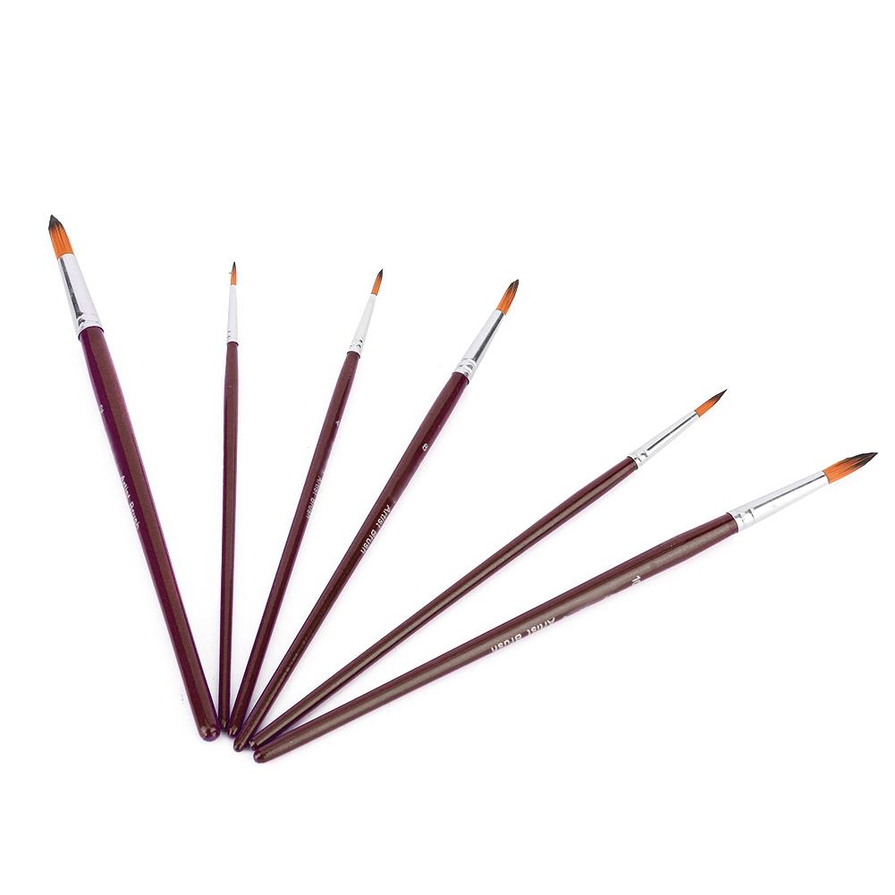 Multi-Types-Professional-Art-Artist-Paint-Brush-Set-Oil-Acrylic-Watercolour thumbnail 26