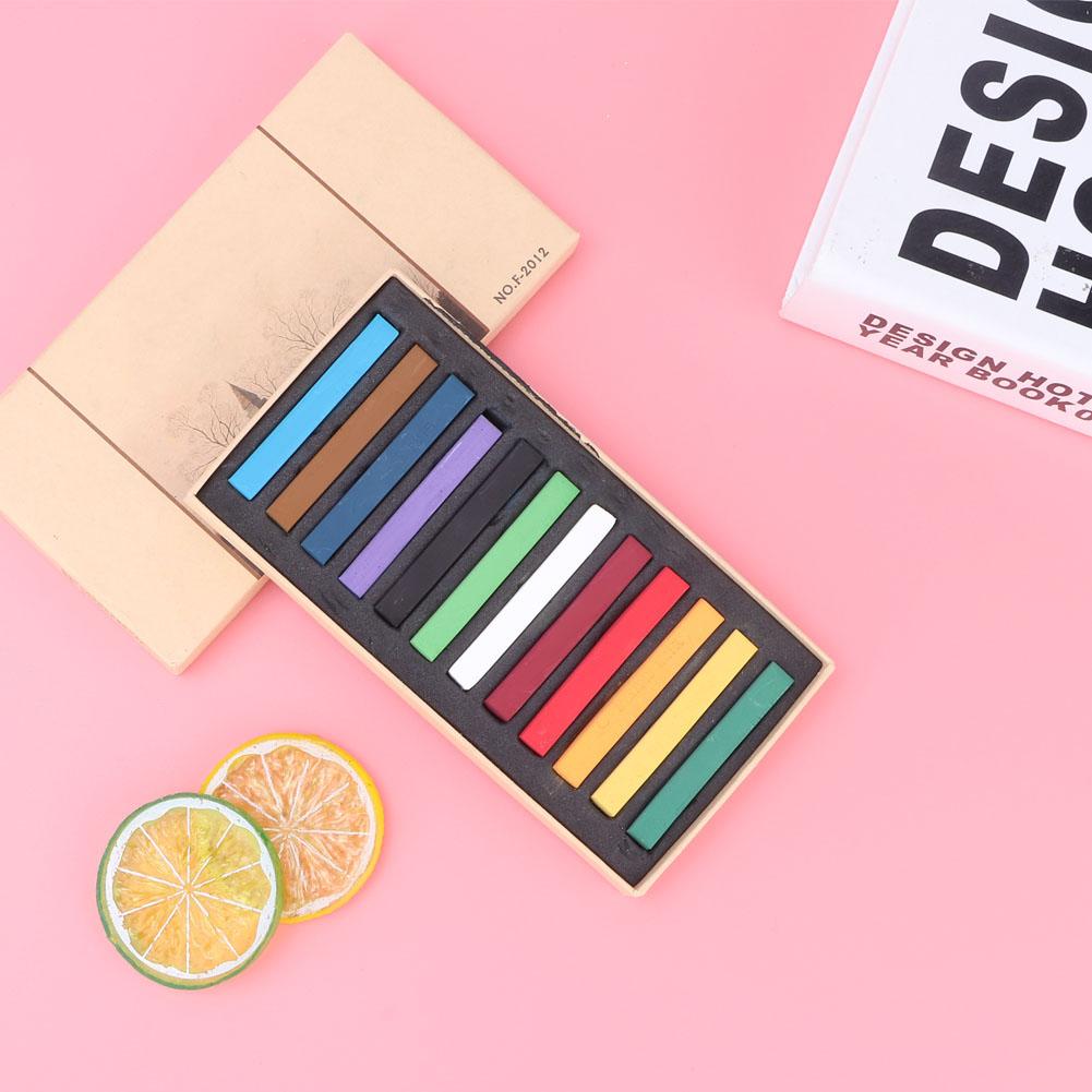 Sketch-Drawing-Art-Set-Painting-Color-Artist-Kit-Pencil-Pastel-12-24-36-48-Color thumbnail 10