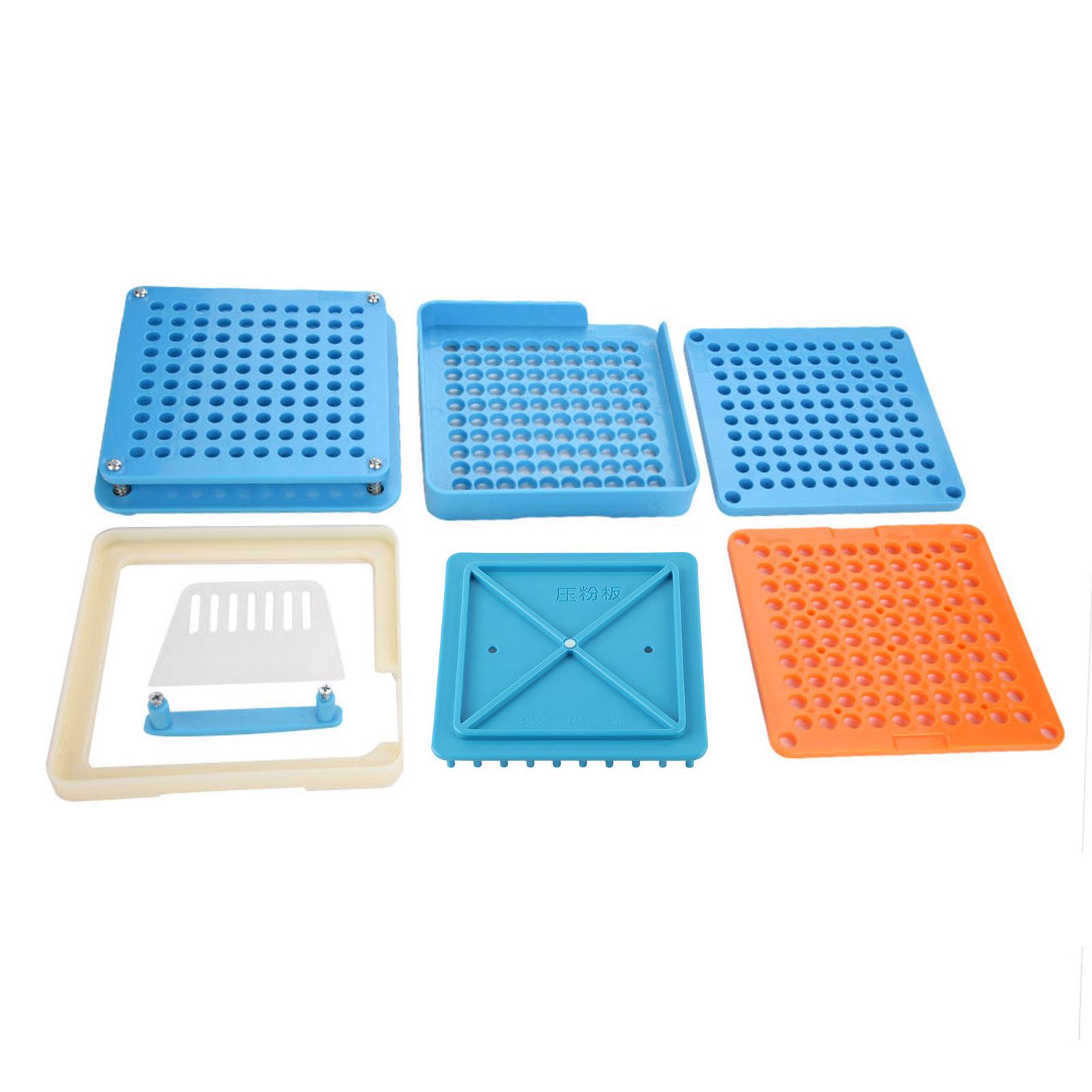 100-Holes-Capsule-Filler-00-Capsule-Filling-Machine-Flate-Tool-Food-Grade-HB
