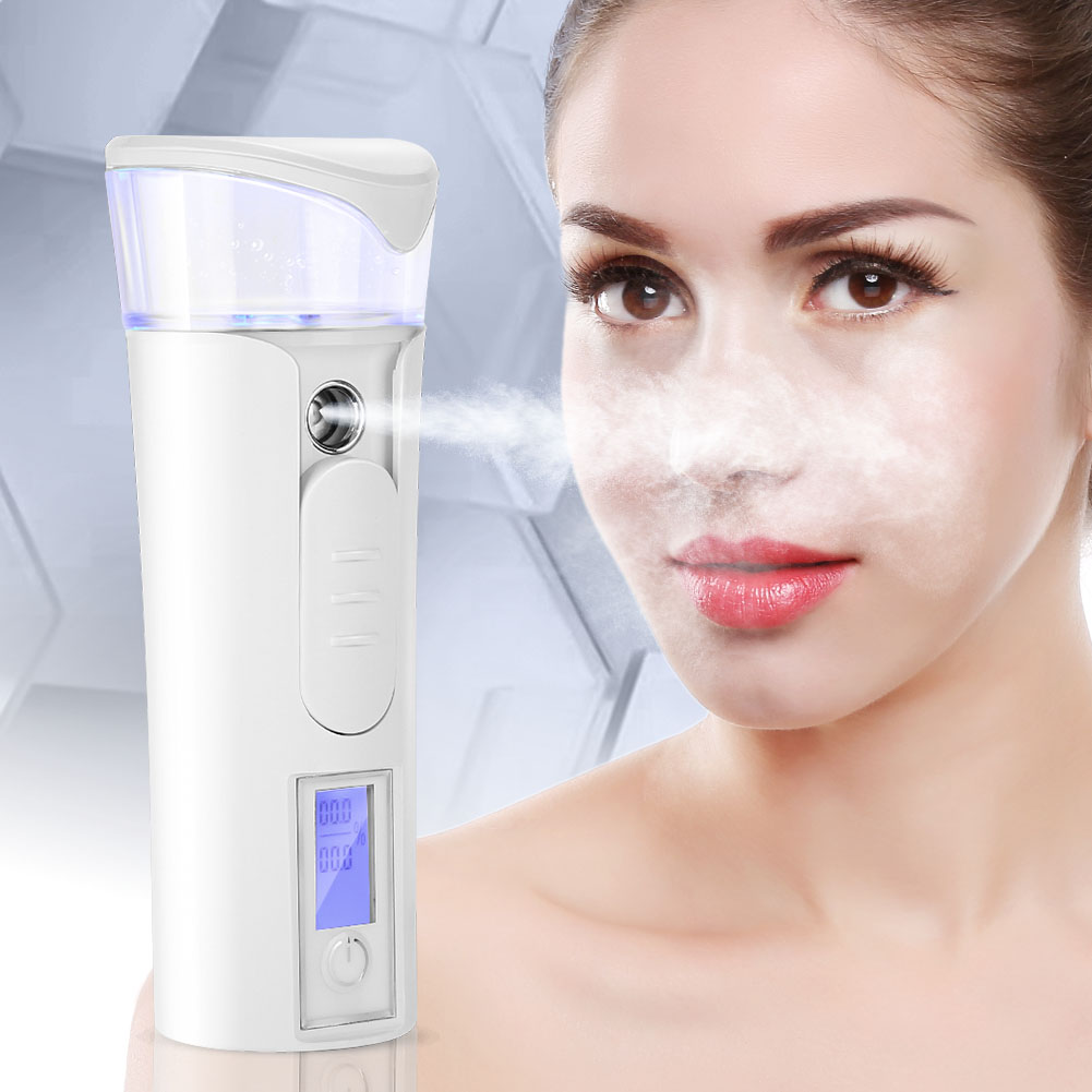 Nano-Facial-Mister-Handy-Mist-Spray-Machine-Sprayer-Cold-Sprayer-Humidifier-MR thumbnail 17