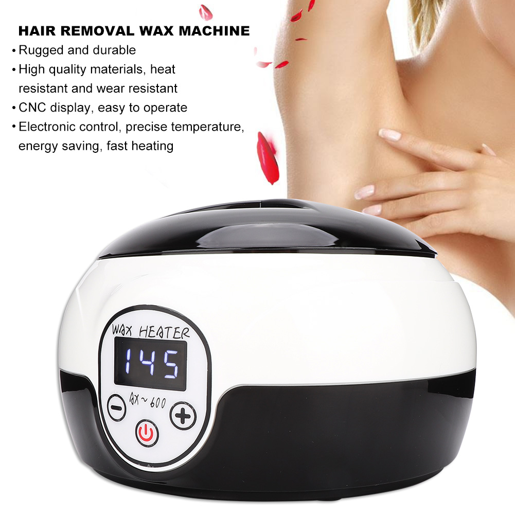 LED-Display-Hair-Removal-Hot-Paraffin-Wax-Warmer-Depilatory-Heater-Machine-500CC thumbnail 14