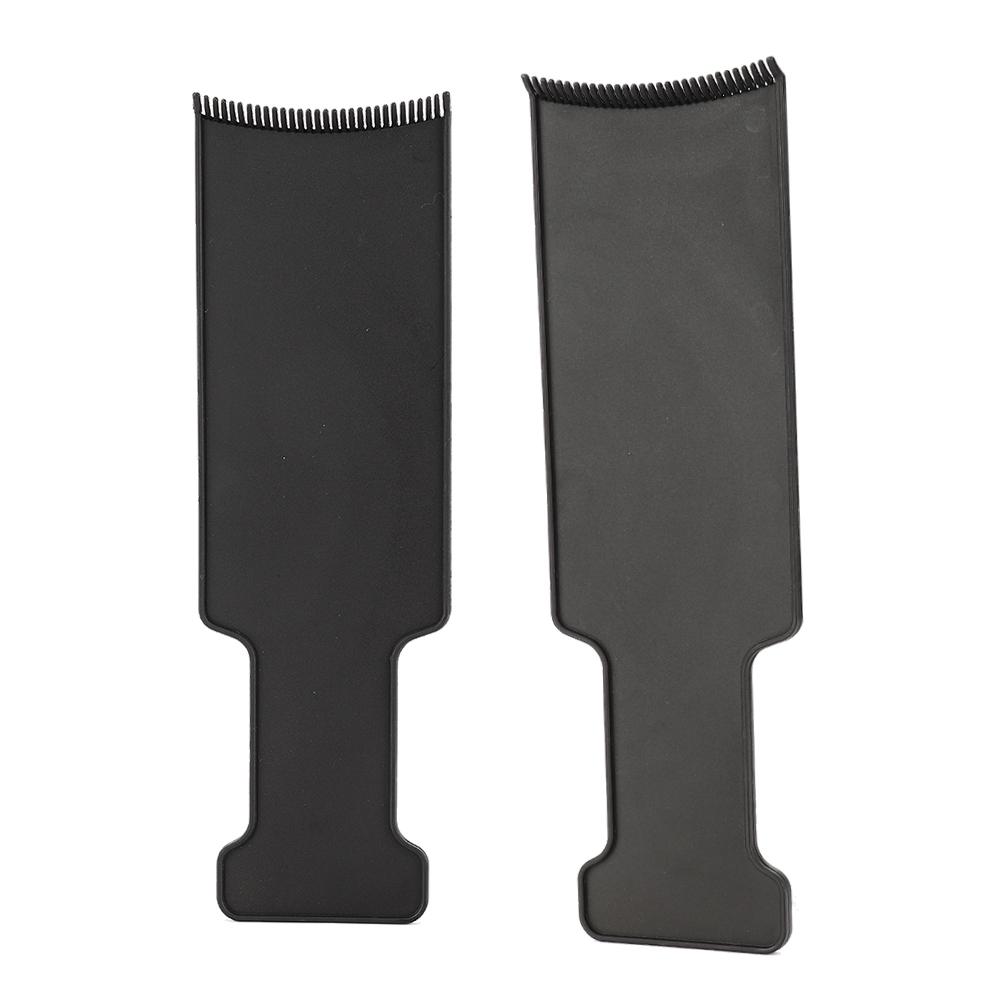 Indexbild 17 - 3x Hairdressing Salon DIY Hair Dyeing Board Coloring Tinting Styling Kits Black