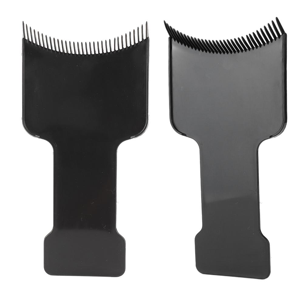 Indexbild 20 - 3x Hairdressing Salon DIY Hair Dyeing Board Coloring Tinting Styling Kits Black