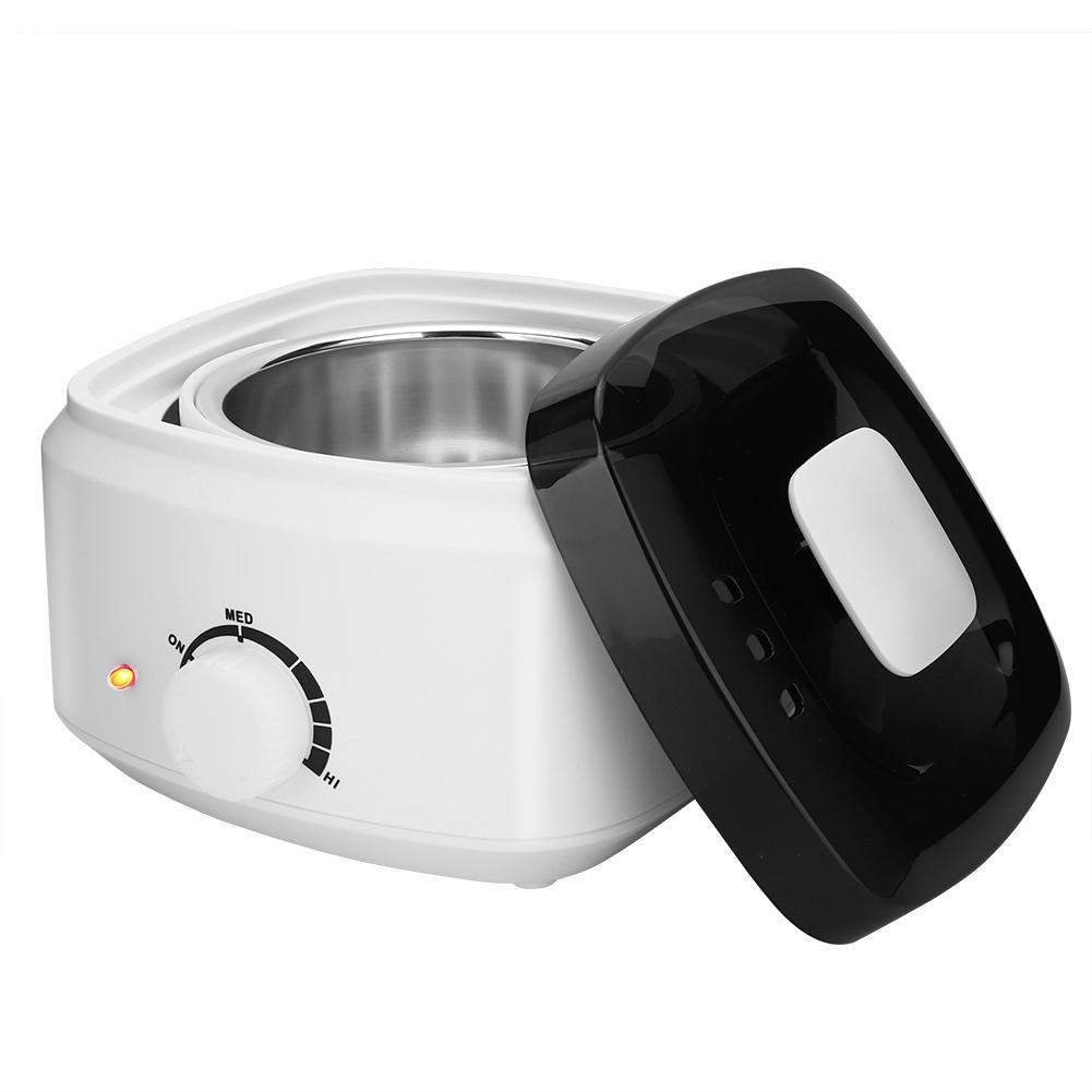 500ml-Wax-Kit-Heater-Pot-Salon-Hair-Removal-Hot-Wax-Warmer-Pot-Depilatory-Wax thumbnail 18
