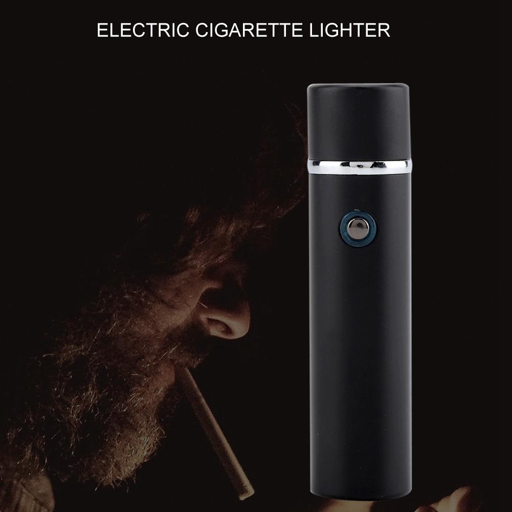 Electric-USB-Lighter-Rechargeable-Triple-Arc-4-Cross-Plasma-Windproof-Flameless miniature 20