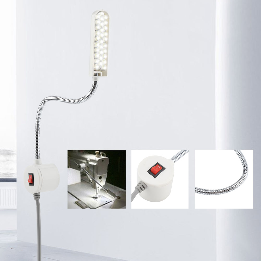 30-LEDs-Sewing-Machine-Light-Working-Flexible-Gooseneck-Lamp-with-Magnetic-Base