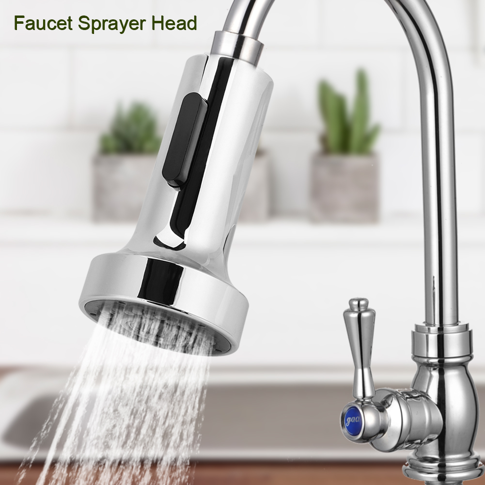 Kitchen Faucet Nozzle: Faucet Spray Head G1/2 Pull-Out Kitchen Sink Nozzle Spout