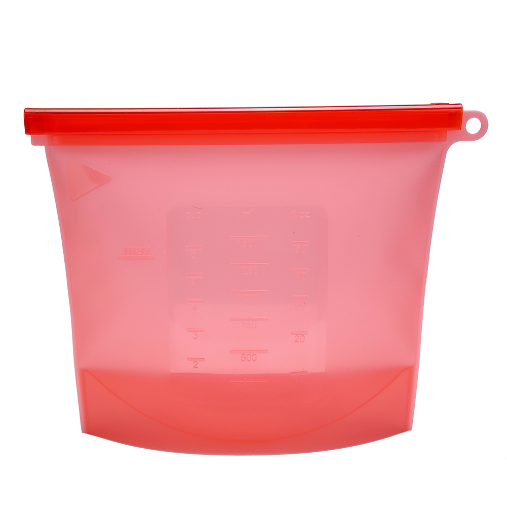 1500ml-Reusable-Silicone-Food-Storage-Container-Fruit-Veg-Milk-Preservation-Bags thumbnail 14