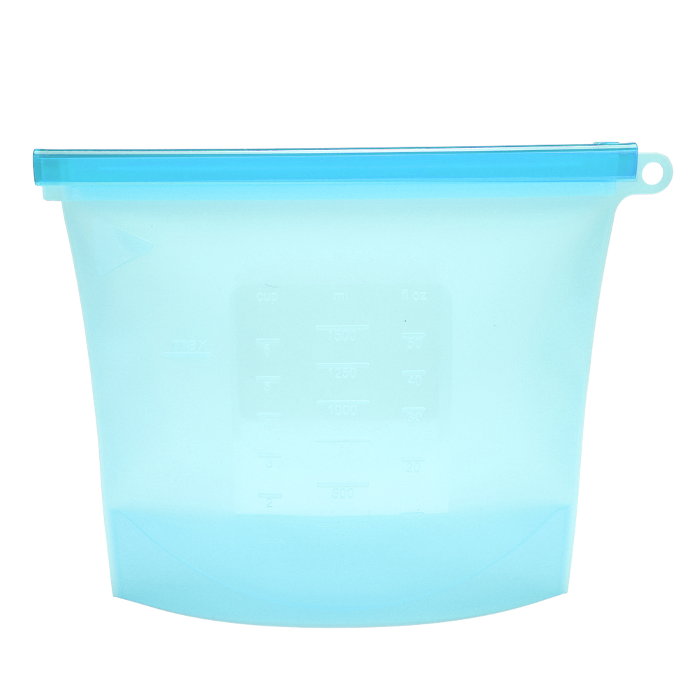 1500ml-Reusable-Silicone-Food-Storage-Container-Fruit-Veg-Milk-Preservation-Bags thumbnail 17