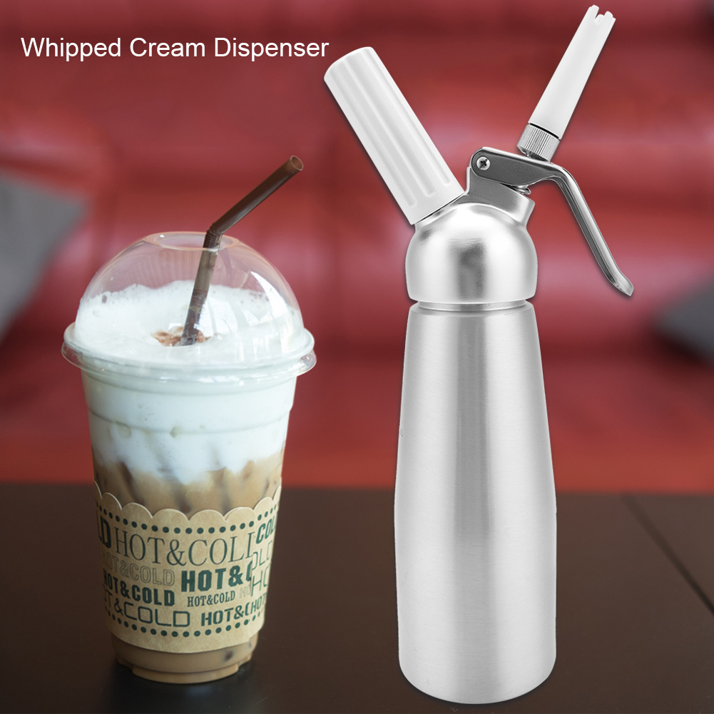 0-5-1LCream-Whipper-Kitchen-Whipped-Cream-Dispenser-Heavy-Duty-steel-Canister thumbnail 20