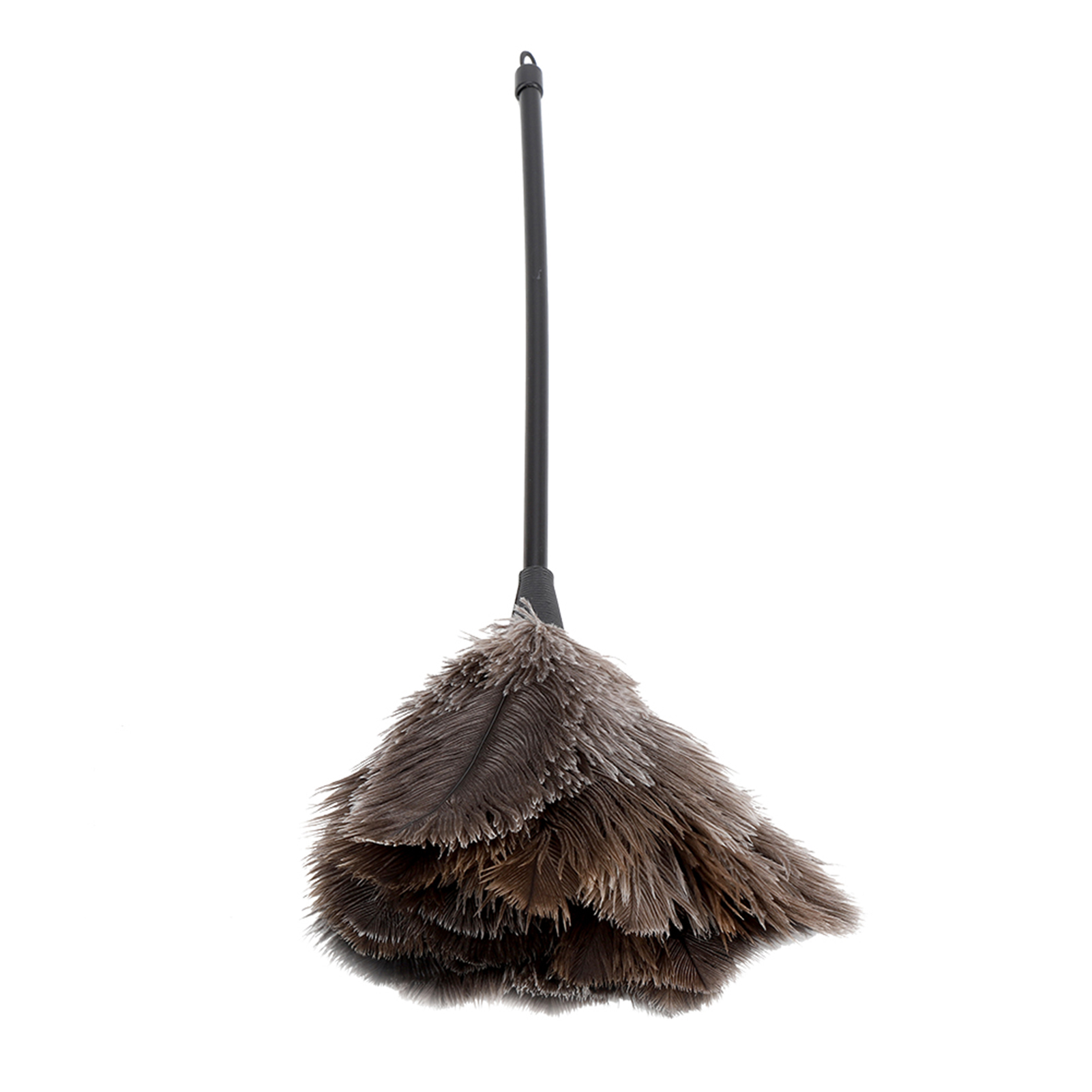 Anti-static-Wool-Ostrich-Feather-Fur-Brush-Duster-Dust-Cleaning-Tool-Wood-Handle thumbnail 26