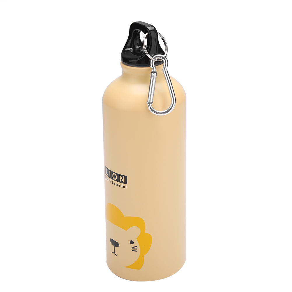 500ml-Sport-Water-Cup-Drinks-Aluminum-Water-Bottle-Cycling-Hiking-Camping-Kettle