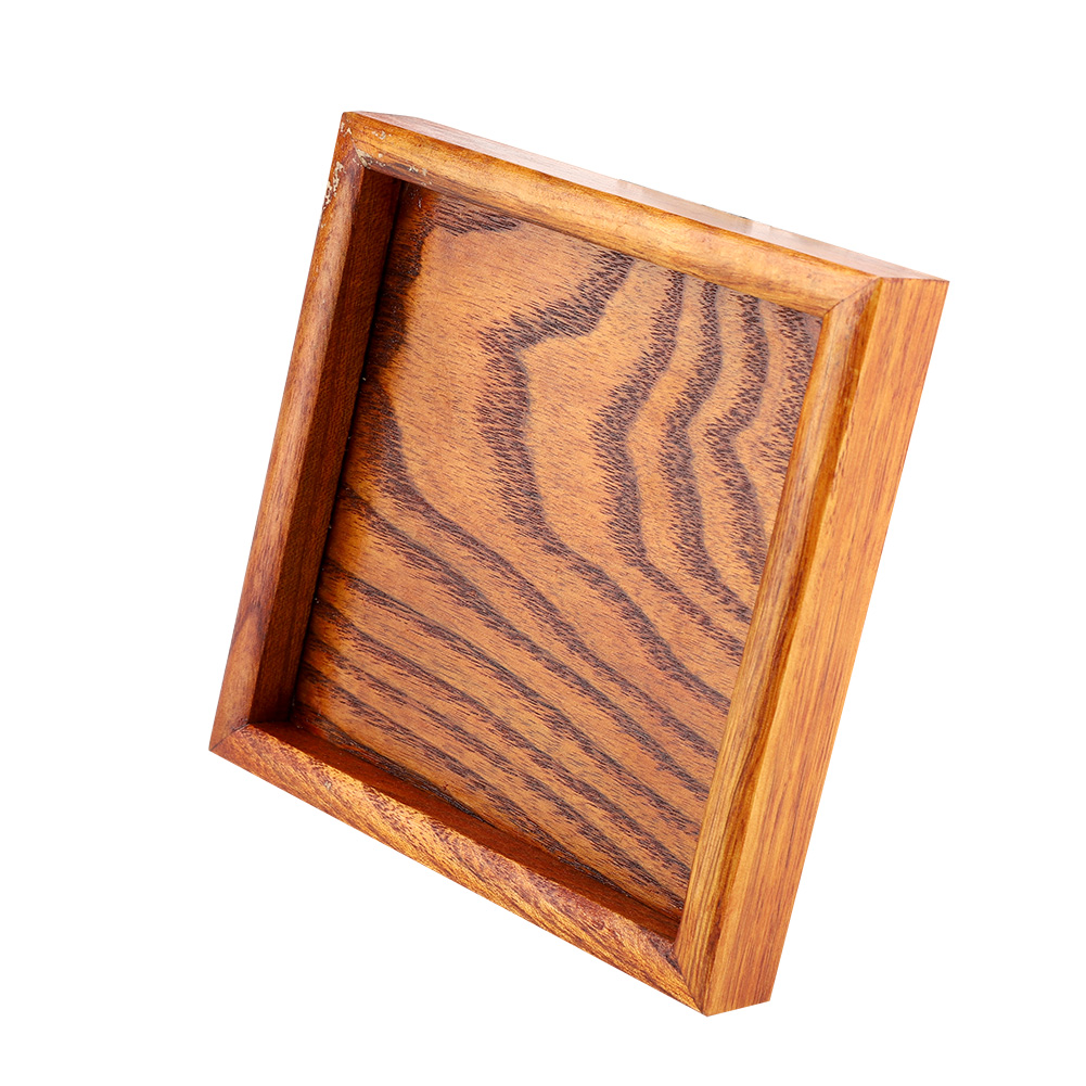 Large-Solid-Wood-Tray-Serving-Trays-Tea-Plate-Coffee-Plates-Bread-Wooden-Brunch thumbnail 39
