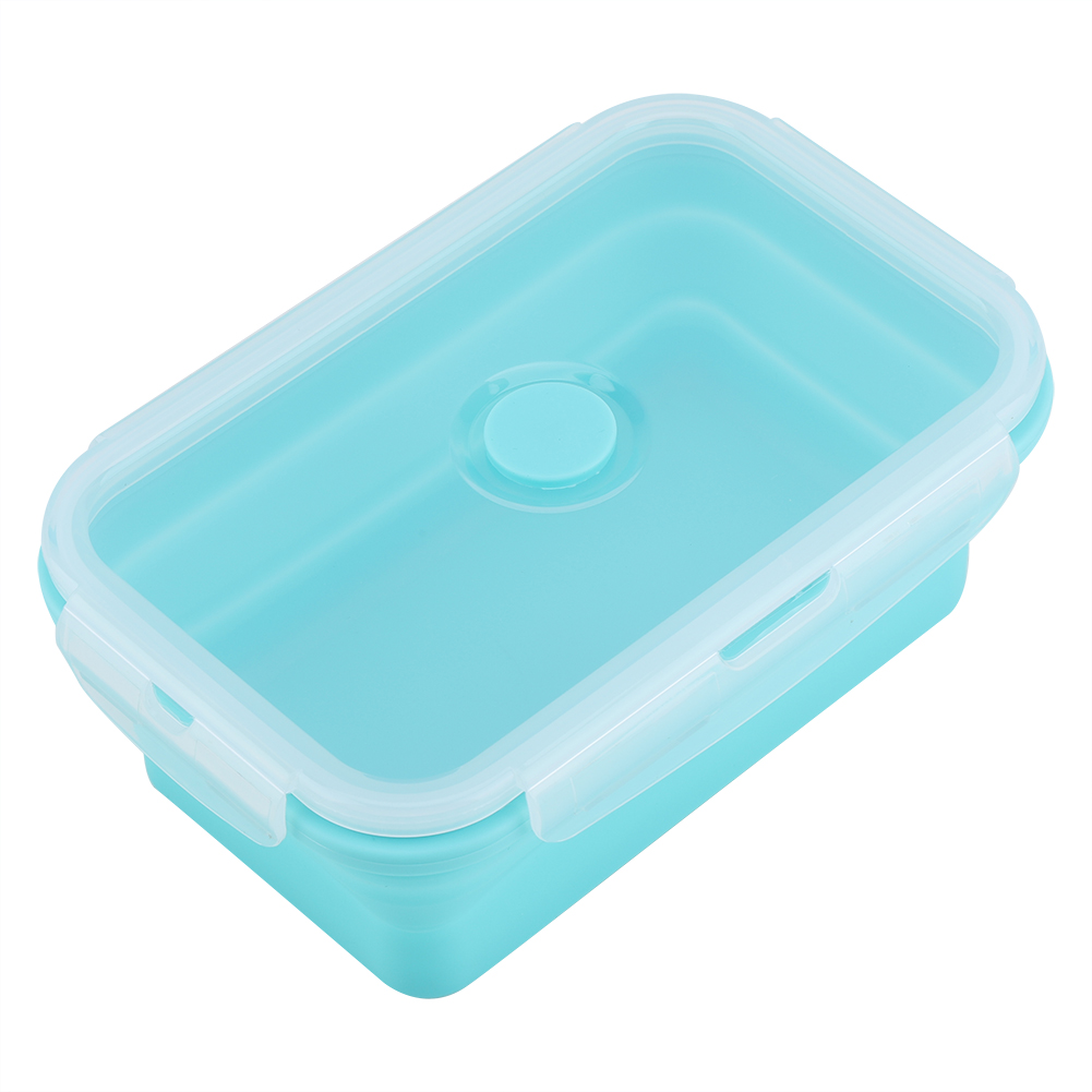 Pro Travel Eco Friendly Silicon Collapsible Folding Lunch