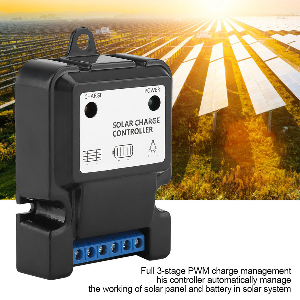 3-Stage-PWM-Solar-Panel-Charge-Discharge-Controller-Battery-Regulator-6V-24V-10A thumbnail 15