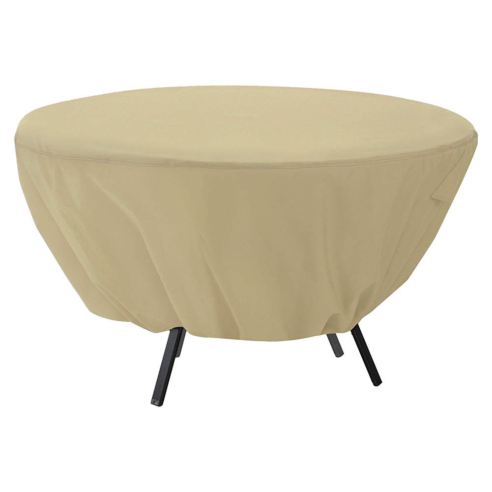 Round-Table-Dust-Cover-Outdoor-Waterproof-Garden-Patio-  sc 1 st  eBay & Round Table Dust Cover Outdoor Waterproof Garden Patio Furniture ...