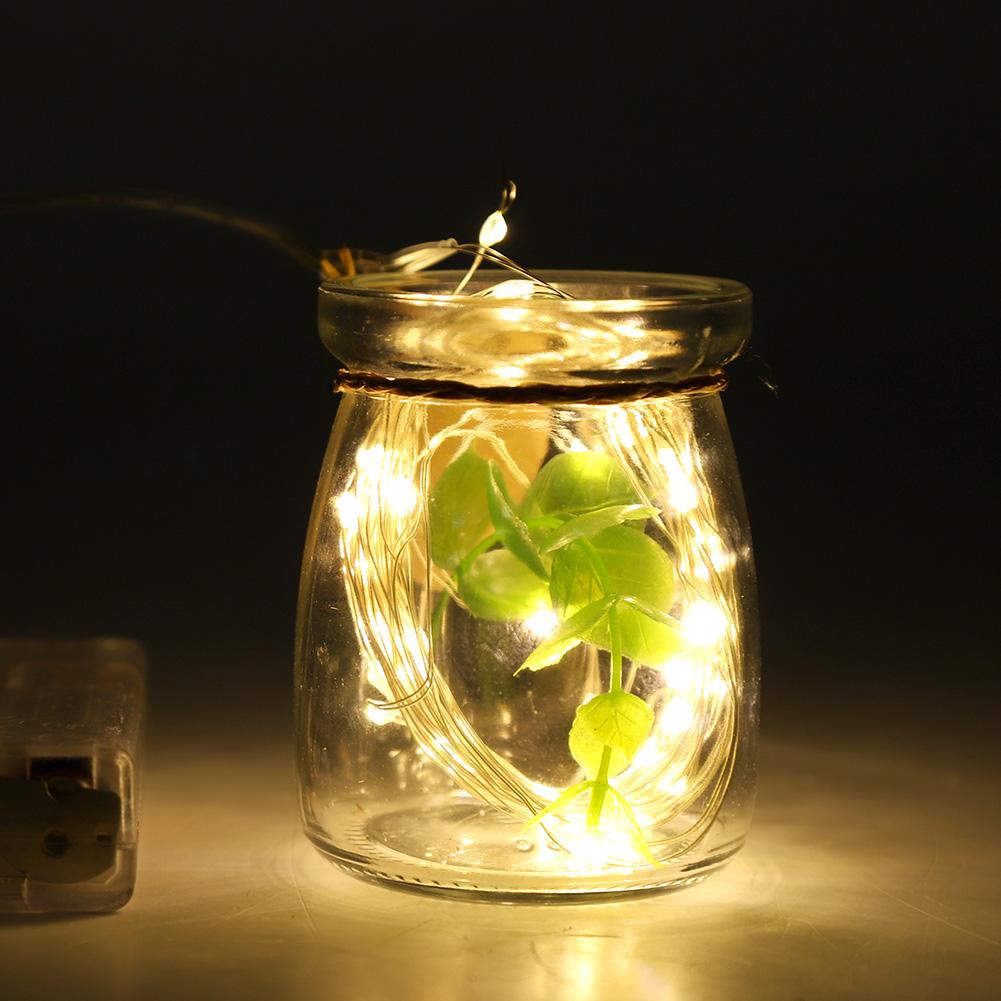 Indoor-OutdoorXmas-String-Fairy-Wedding-Curtain-Light-30-100-LED-Lights-Decor