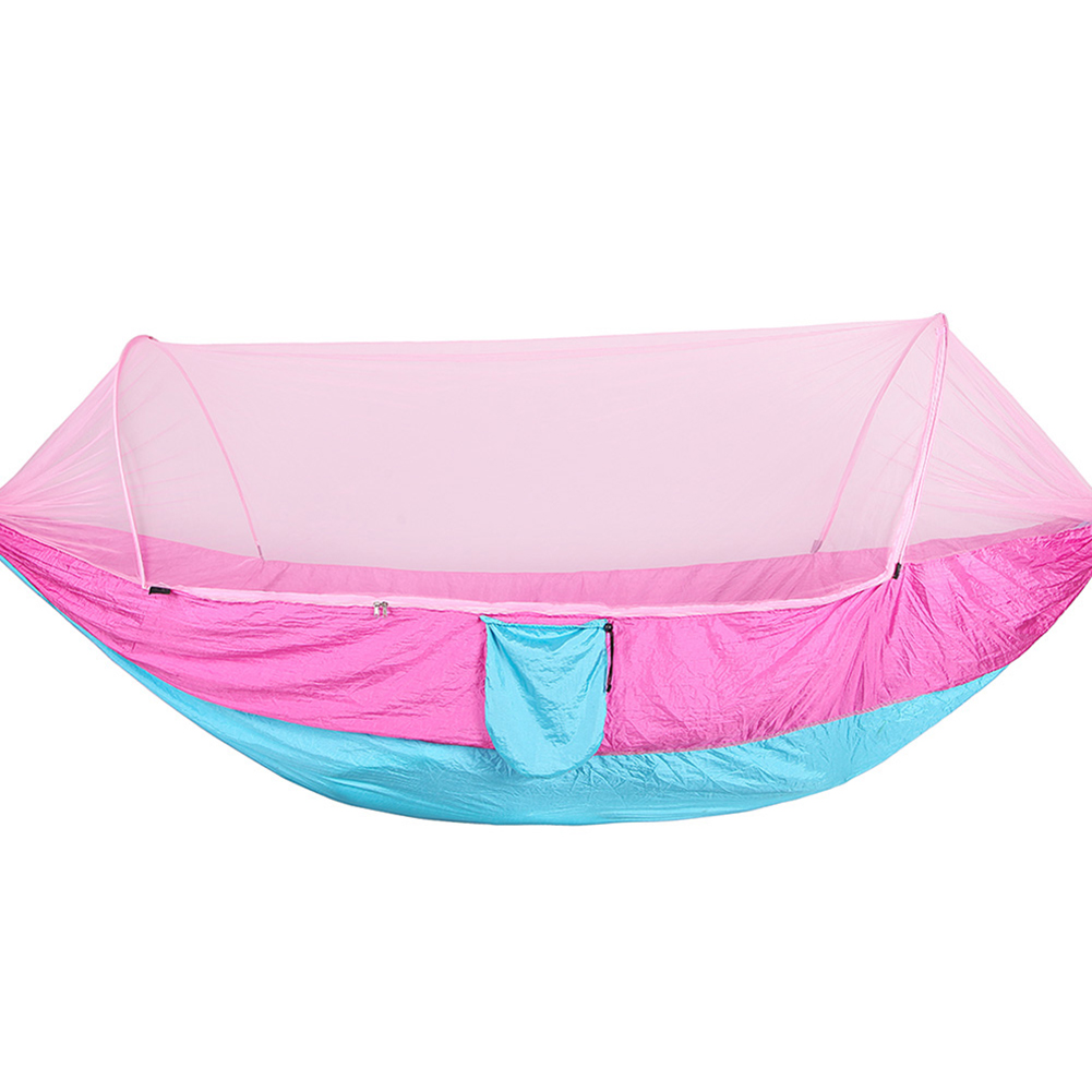 Portable Camping Travel Hammock Hanging Bed With Mosquito