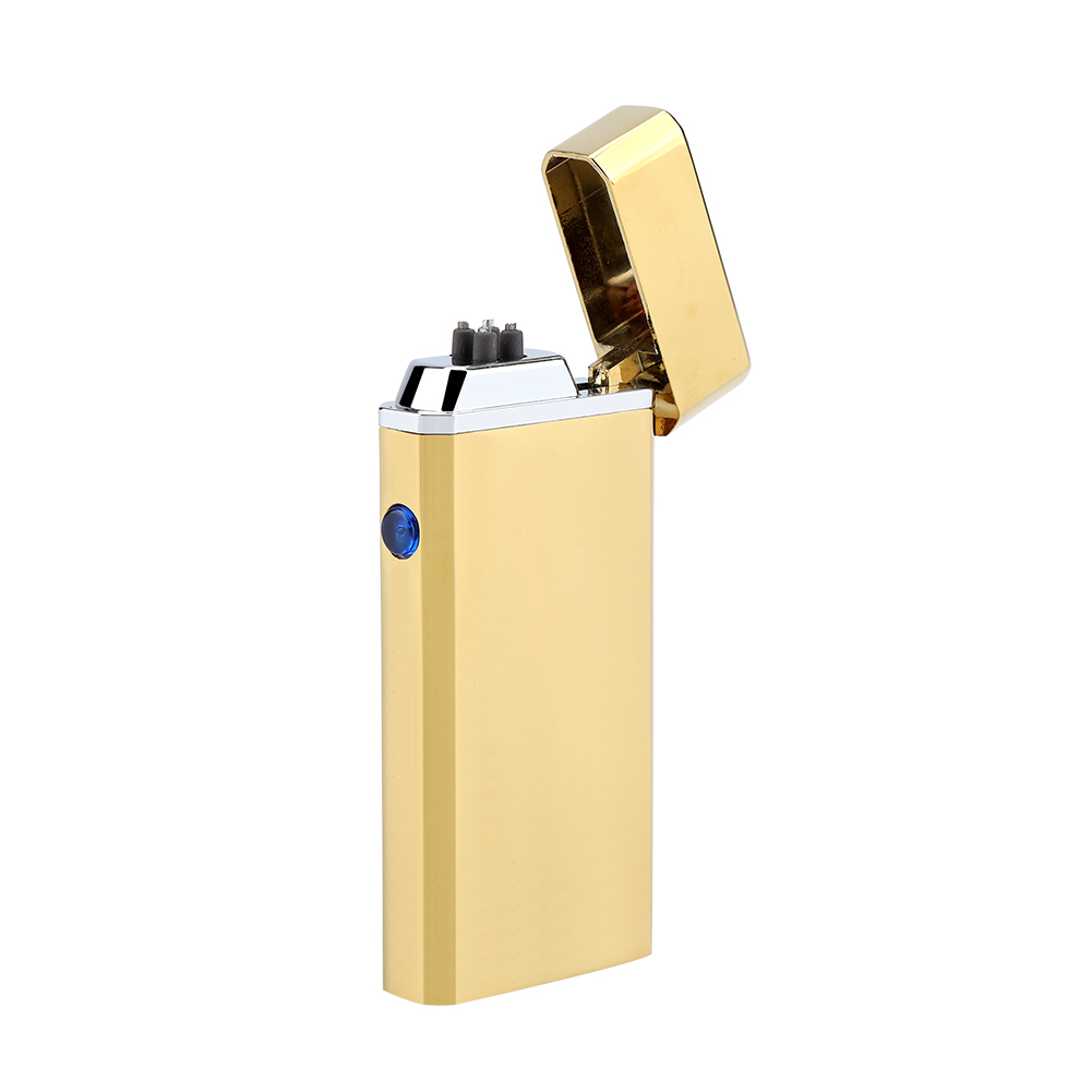 Electric-Dual-Arc-Plasma-USB-Rechargeable-Flameless-Electronic-Lighter-Cigarette miniature 20