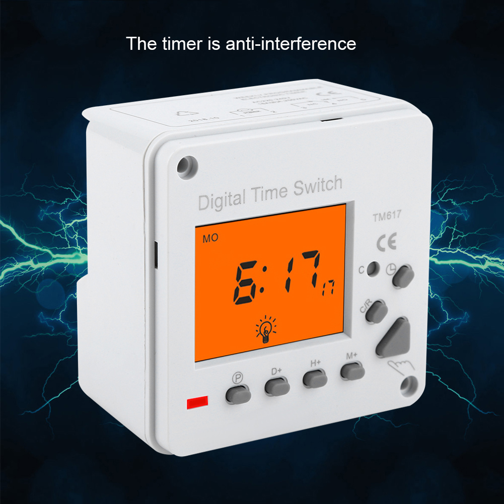 LCD-Digital-Programmable-Smart-Control-Switch-Power-Timer-with-Backlight-Display thumbnail 17
