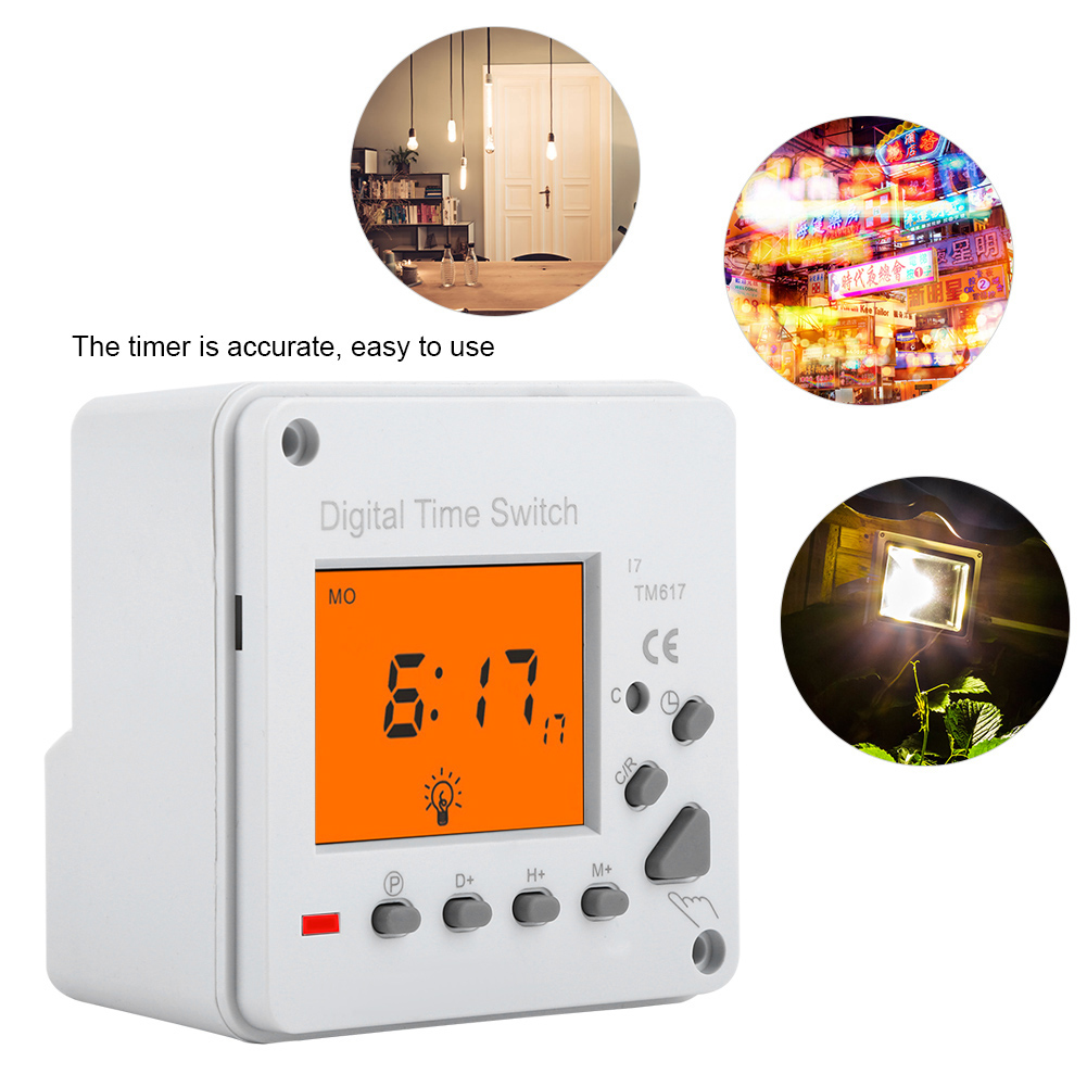 LCD-Digital-Programmable-Smart-Control-Switch-Power-Timer-with-Backlight-Display thumbnail 18