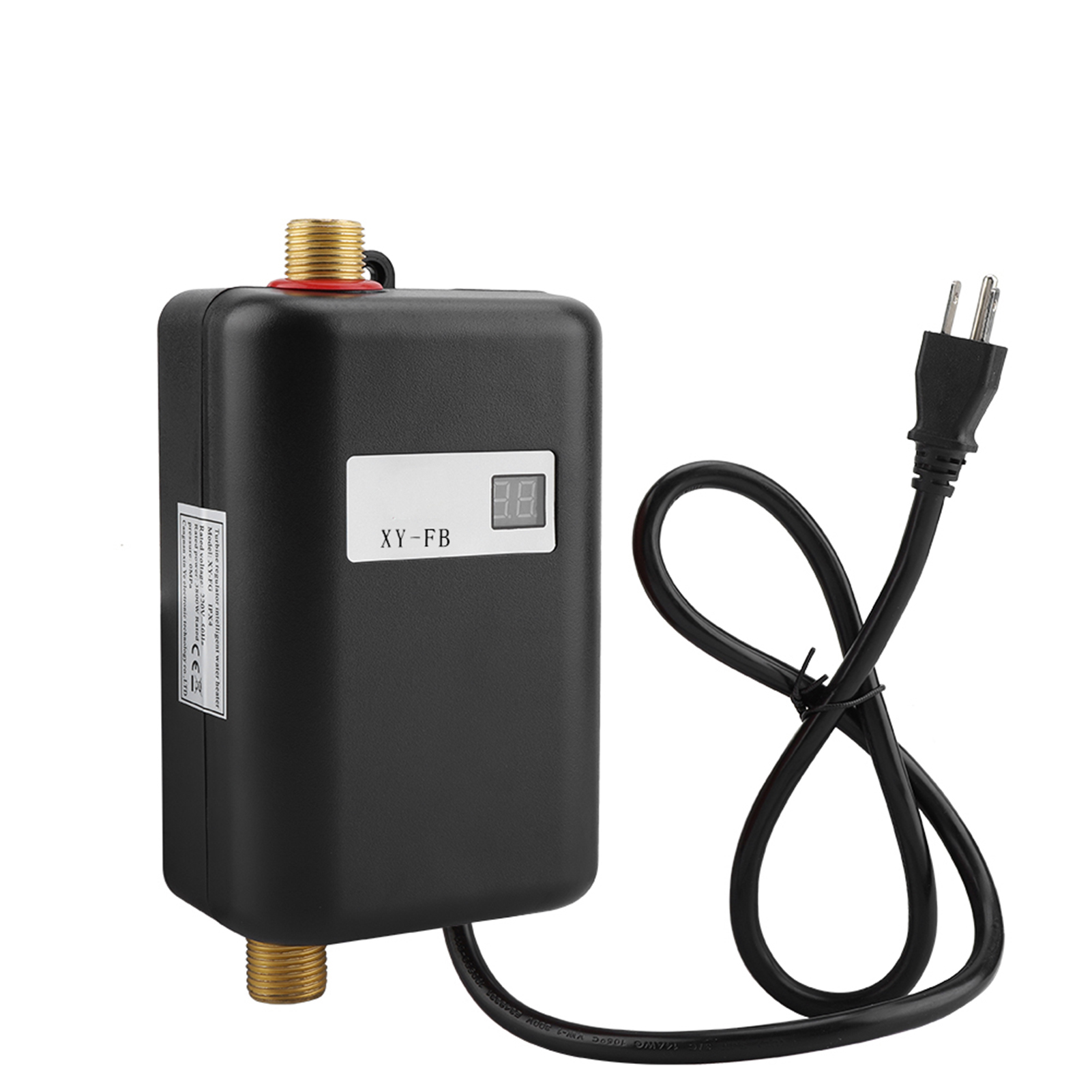 110v Tankless Instant Electric Hot Water Heater Kitchen