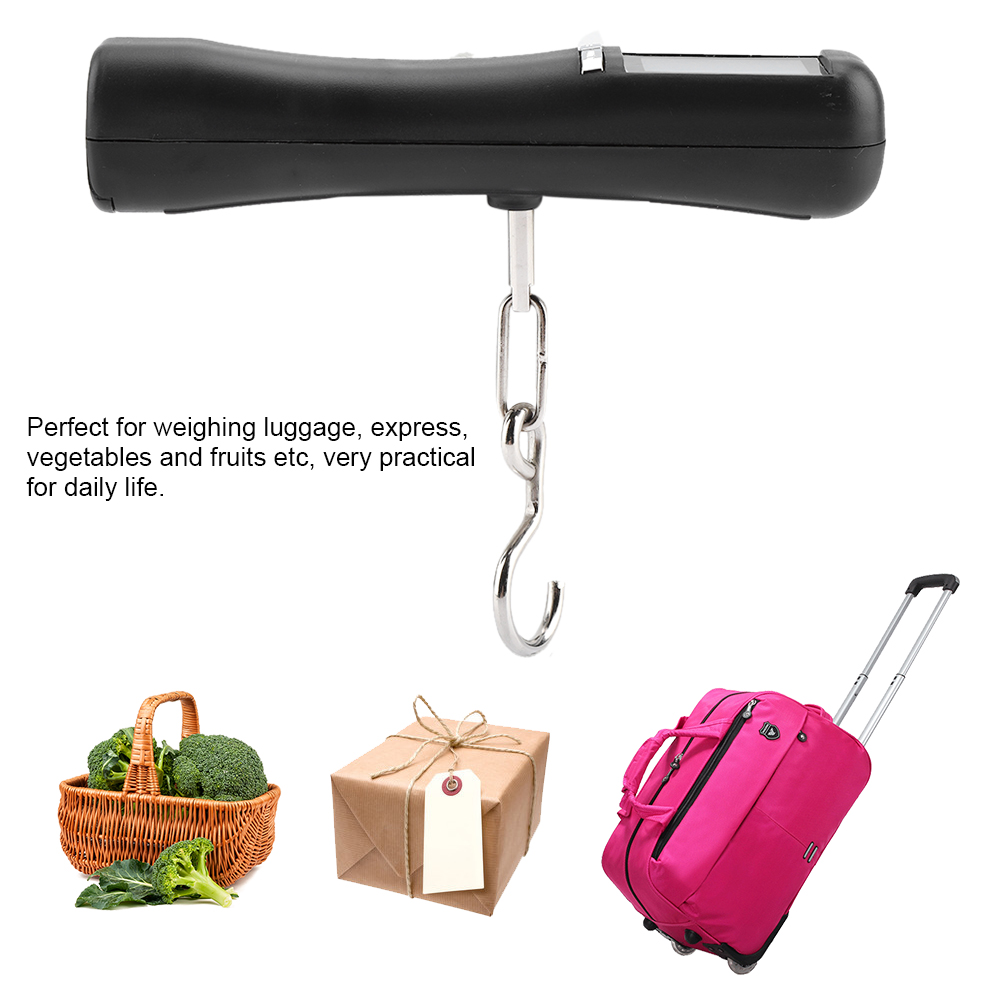 40KG-50kg-Electronic-Portable-LCD-Digital-Weight-Scale-Hook-Fish-Hanging-Luggage thumbnail 18