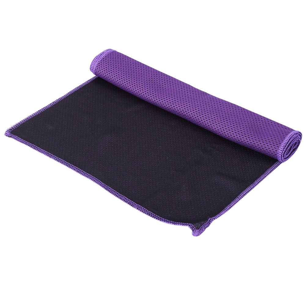 Athletic Sweat Towels: Fitness Dry Cooling Sports Face Iced Sweat Towel For Gym