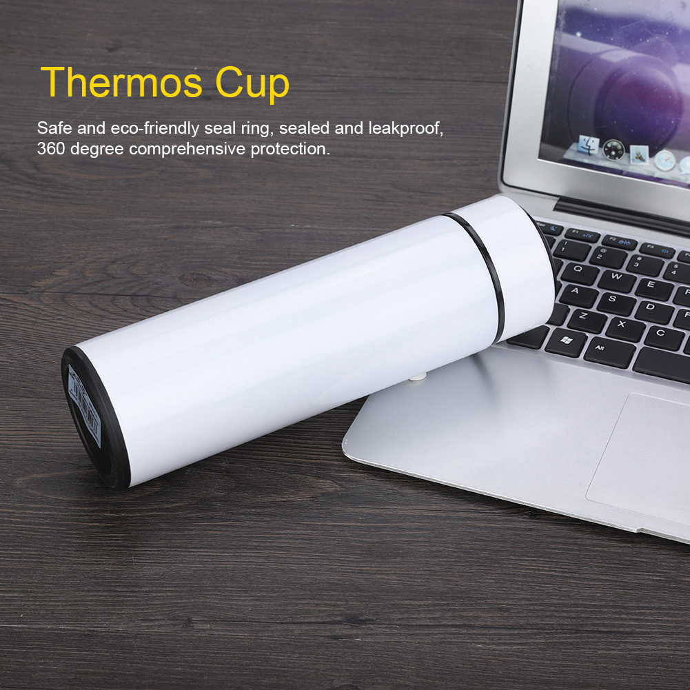 Thermos-Coffee-Travel-Mug-Tea-Stainless-Steel-Vacuum-Flask-Water-Bottle-Cup-New thumbnail 57