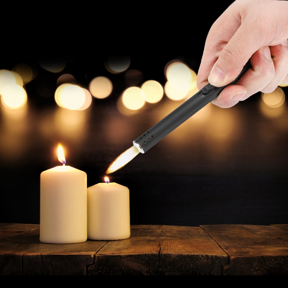 Electric-BBQ-Stove-Lighter-Gas-Spark-Starter-Oven-Candle-Ignitor-Long-Flame-Fire thumbnail 14